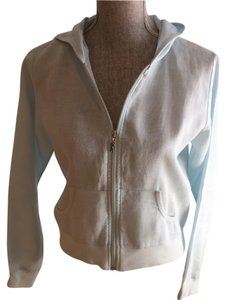 Other Linen Hoodies Size Small Size Small Hoodies Sky Blue Jacket