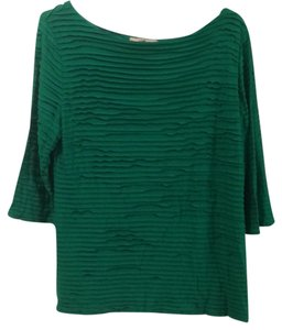 Banana Republic Top Kelly Green