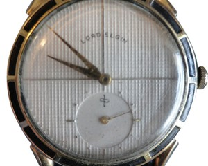 Lord Elgin Elegant 1950's Lord Elgin Mens Watch Mad Men Runs