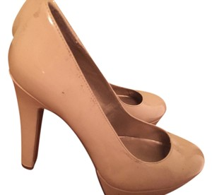 Guess Patent Leather Heels Cream Pumps