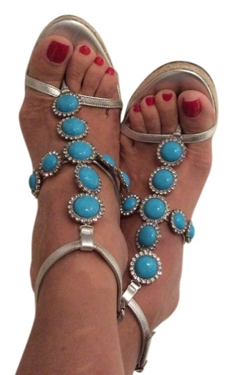 Preload https://item3.tradesy.com/images/michael-kors-silver-and-turquoise-wedges-size-us-85-regular-m-b-5098747-0-0.jpg?width=440&height=440