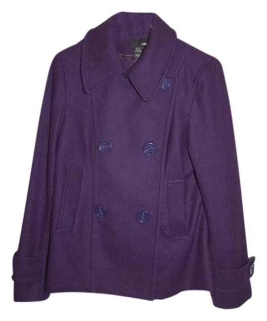 Item - Purple Coat Size 10 (M)