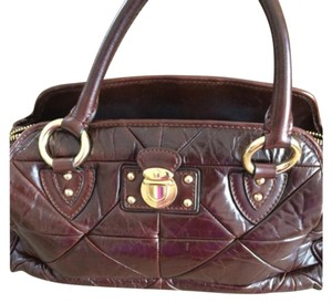 Marc Jacobs Satchel in Chocolate brown