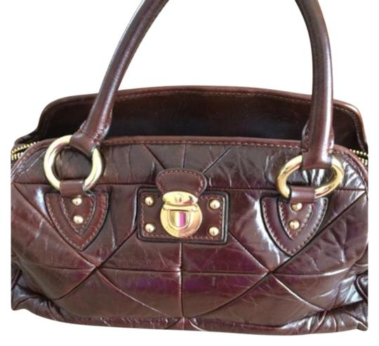Preload https://img-static.tradesy.com/item/5099002/marc-jacobs-chocolate-brown-leather-satchel-0-2-540-540.jpg