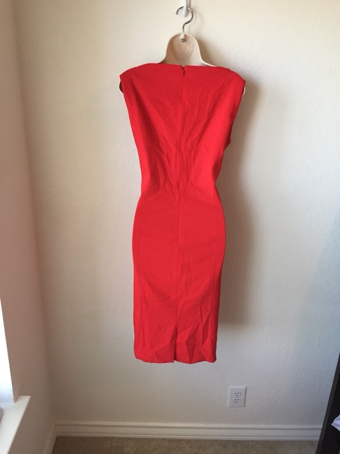 Escada short dress Red on Tradesy