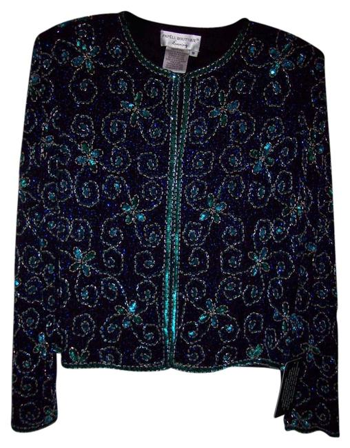 Preload https://item4.tradesy.com/images/pap-ell-boutique-holiday-new-years-eve-top-blue-mixture-509953-0-0.jpg?width=400&height=650