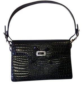 FREE Shipping/ TOSCA BLU Satchel in Black