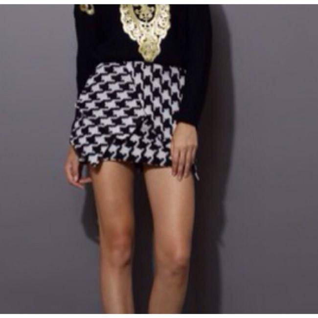 Bloomingdale's Mini Skirt Print
