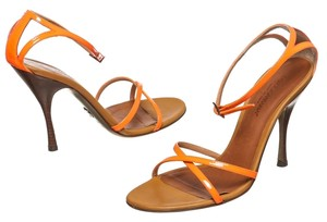 Dolce&Gabbana Orange Sandals