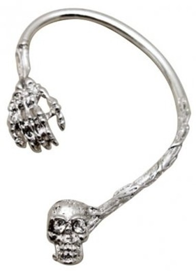 CaliJoules Skele Ear Cuff