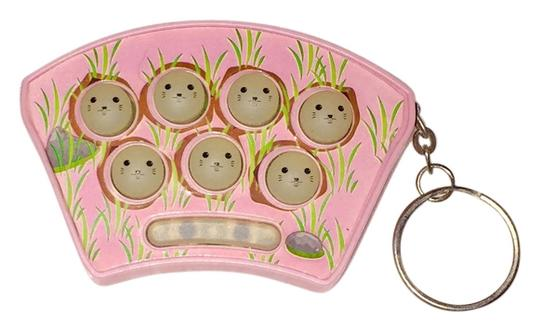 Other Beat the Shrew Mice Game Key Chain