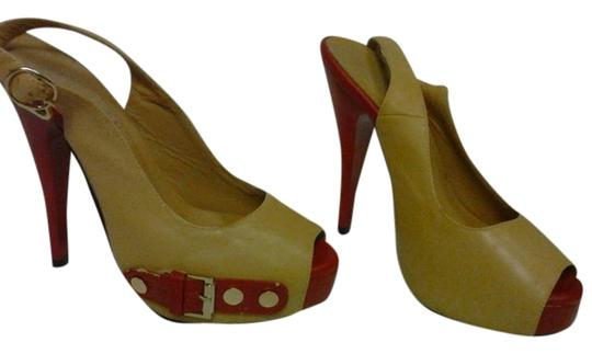 Other Mocca and Red Formal