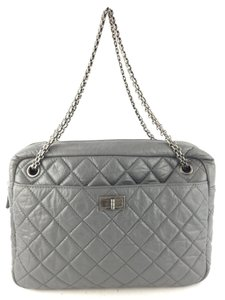 Chanel Camera Quilted Shoulder Bag