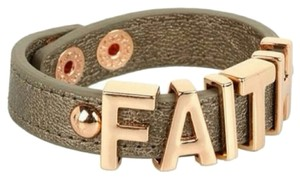 BCBGeneration Faith Affirmation Bracelet