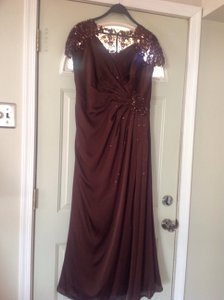 Jade Couture Expresso(brown) K2283 Dress