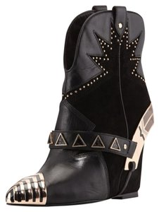 Ivy Kirzhner Ankle Boot Ankle Bootie Wedge Boots
