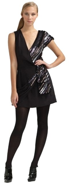 Preload https://img-static.tradesy.com/item/5104831/marc-by-marc-jacobs-black-sequin-above-knee-night-out-dress-size-0-xs-0-0-650-650.jpg