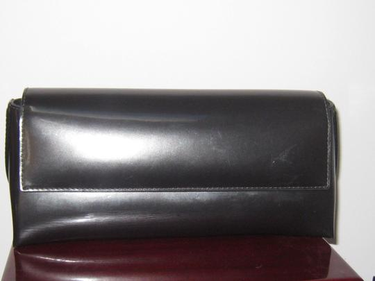 Maxx New York Charcoal Clutch