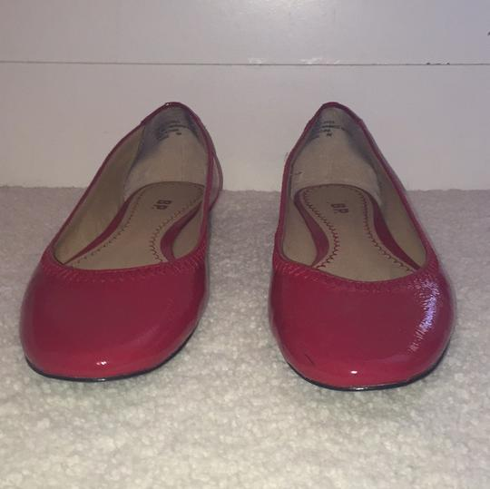 BP. Clothing Red Flats
