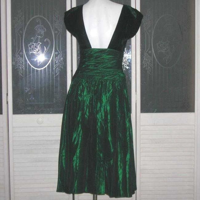 Patty O'Neil Vintage Vintage Velvet Taffeta Swing Vintage Velvet Holiday Vintage Velvet Christmas Vintage New Year's Eve Gown Dress