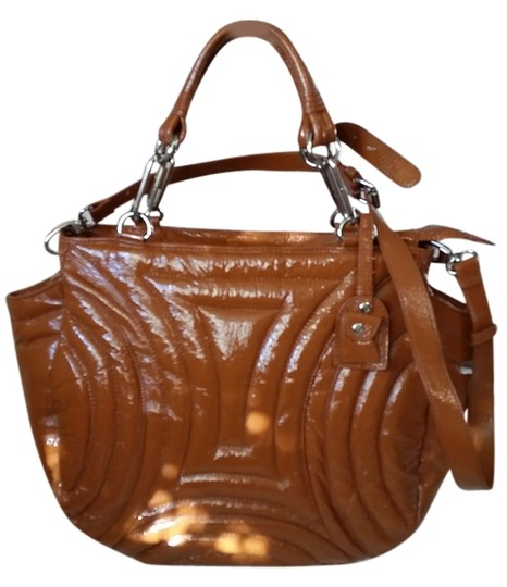 Preload https://item2.tradesy.com/images/cynthia-rowley-cognac-patent-leather-shoulder-bag-5105491-0-0.jpg?width=440&height=440