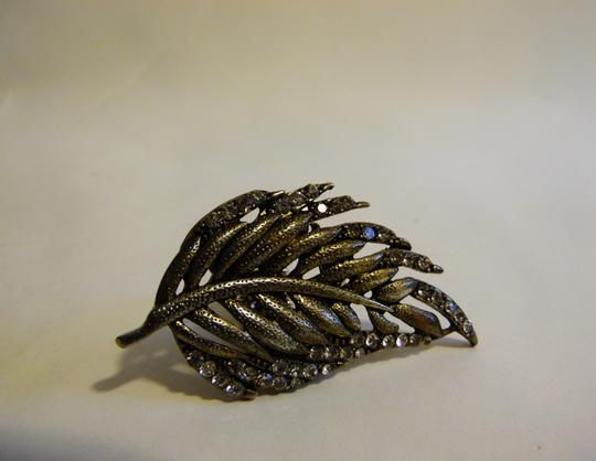 Other Large Feather Stretch Ring