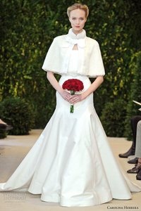 Carolina Herrera Alice Wedding Dress