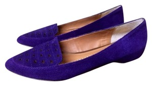 Dolce Vita Dv Lake Suede Purple Flats