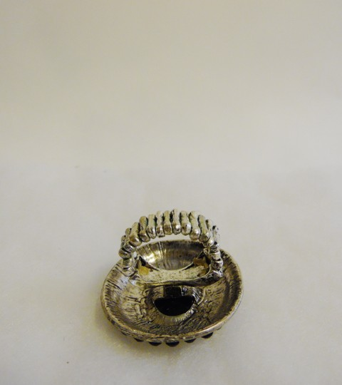 Other Black Crystal Stretch Ring Image 3