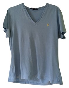 Ralph Lauren Color-sky T Shirt Blue