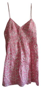 Tocca short dress Pink Smocking Detail Preppy on Tradesy