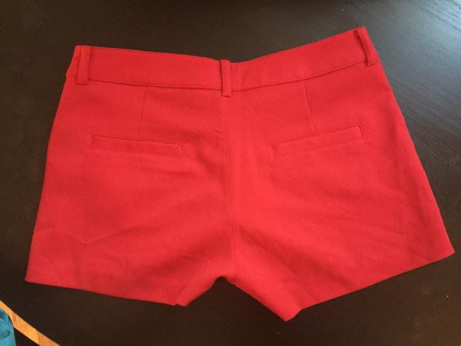 Divided by H&M Micro-mini Ultra Mini/Short Shorts Red Image 1
