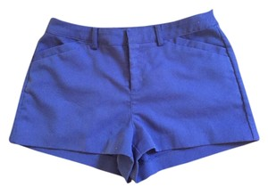 Divided by H&M Micro-mini Mini Ultra Mini Mini/Short Shorts Blue