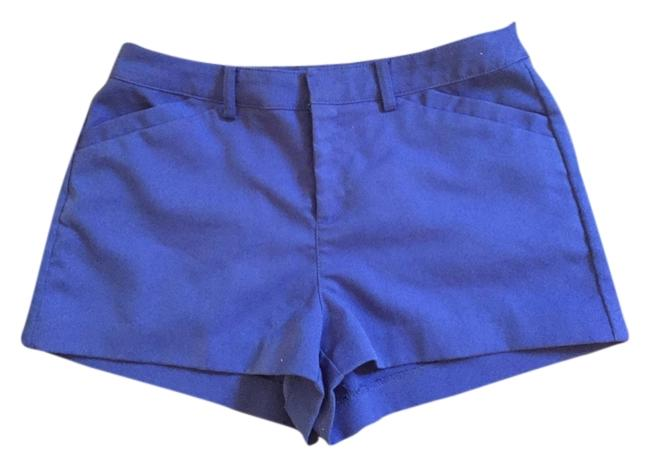 Preload https://img-static.tradesy.com/item/5106355/divided-by-h-and-m-blue-pocket-minishort-shorts-size-4-s-27-0-0-650-650.jpg
