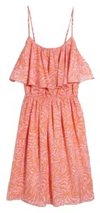 Orange and pink Maxi Dress by Lilly Pulitzer
