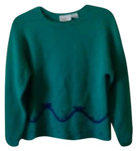 weathervane petites Wool Preppy Classic Casual Sweater