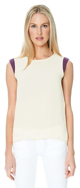 Preload https://item4.tradesy.com/images/sandra-weil-top-off-white-5107108-0-0.jpg?width=400&height=650