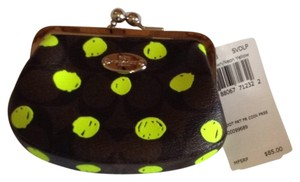 Coach Coach Snap Coin Purse