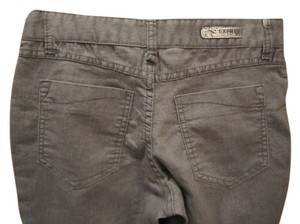 Express Washed Pocket Belt Loops Small 4 28 Stretch Legging Jegging Skinny Jeans-Medium Wash