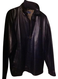 Polo Ralph Lauren Leather Leather Jacket