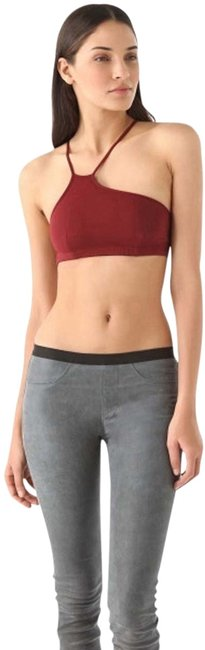Item - Red Assymetrical Bra Tank Top/Cami Size 0 (XS)