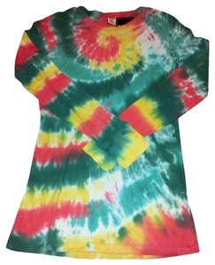 Lucky Brand T Shirt Tie die Thermal