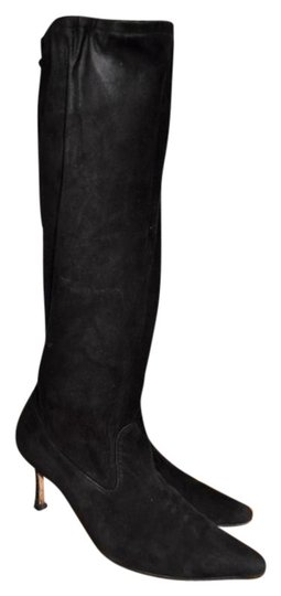 Preload https://item4.tradesy.com/images/manolo-blahnik-black-sueded-slouchy-bootsbooties-size-us-7-510913-0-0.jpg?width=440&height=440
