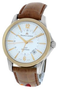 Maurice Lacroix Maurice Lacroix Pontos GMT PT6068-PS101-120 Steel 18K Gold Automatic Watch