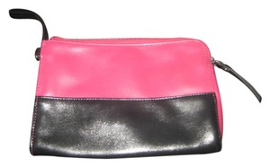 Mossimo Supply Co. Pink & Black Clutch