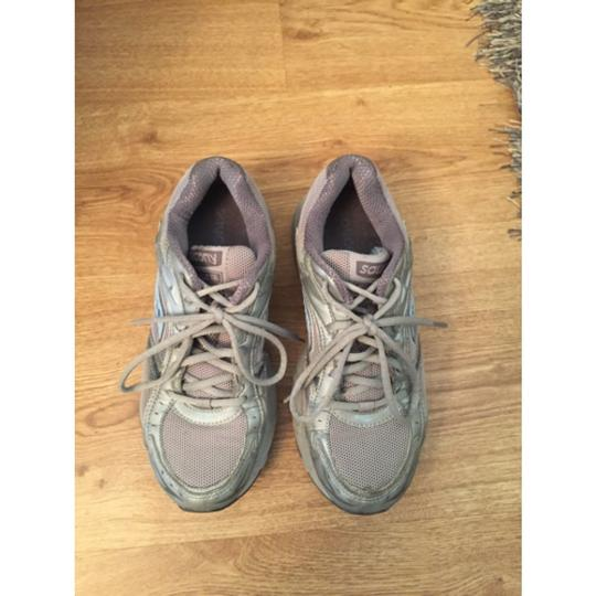 Saucony Gray Athletic