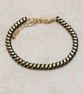 CaliJoules Threads & Chains Bracelet