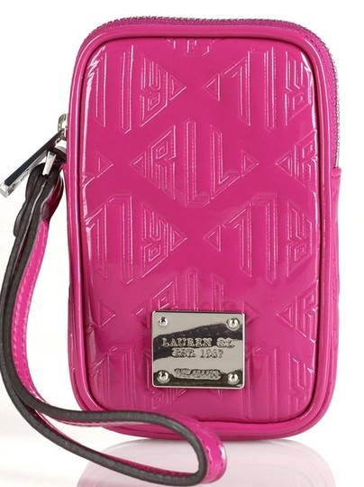 Preload https://img-static.tradesy.com/item/511022/lauren-ralph-lauren-3-pieces-pink-everything-case-black-coin-purse-tate-wristlet-0-0-540-540.jpg