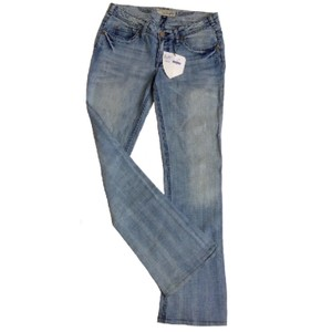 J & Company Jeans Boot Cut Jeans-Light Wash