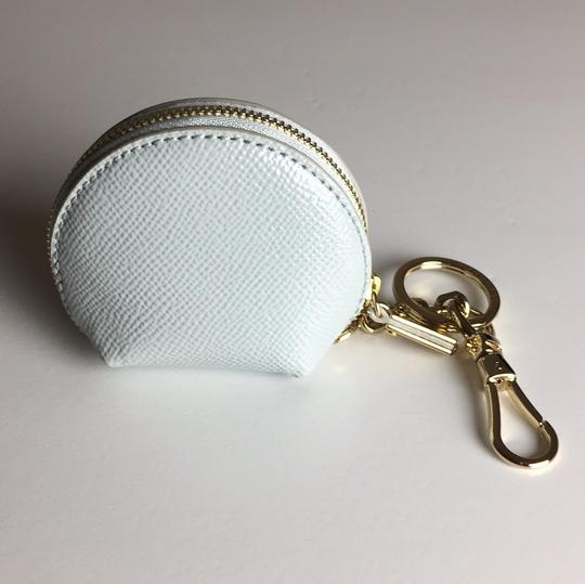 Burberry Burberry London Patent Leather Bovington Small Coin Case